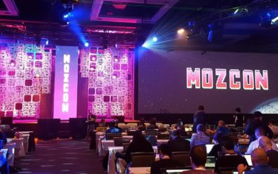 Photo from MozCon 2016