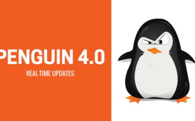 Google Penguin 4.0 Algorithm Update