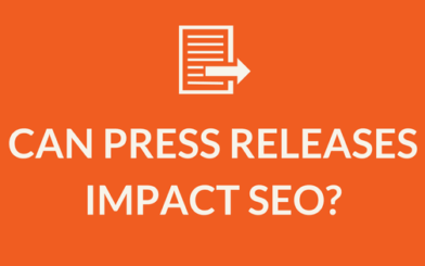 Can Press Releases Impact SEO