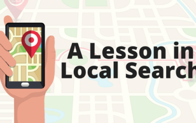Mobile, maps, and local SEO: A lesson in local search