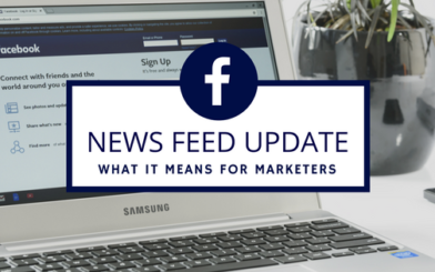 Facebook news feed update: Brands lose organic reach