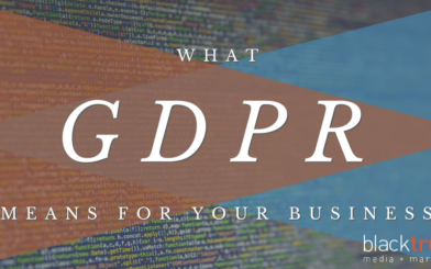 What GDPR means for your business