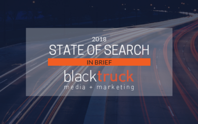 The State of Search Marketing in 2018 (in brief)