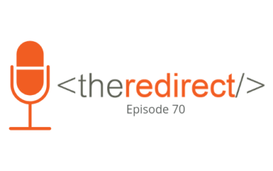 Redirect Logo and Episode Counter