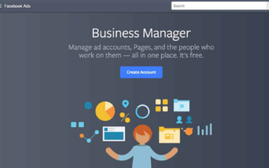 how to set up facebook business manager for agencies